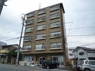 中区城北 静岡大学近くの小さな貸事務所。