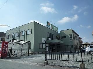 南区渡瀬町 レンタルオフィス。来客用駐車スペースついています。