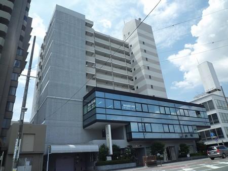 中区山下町 浜松市役所近くのオフィスビル!